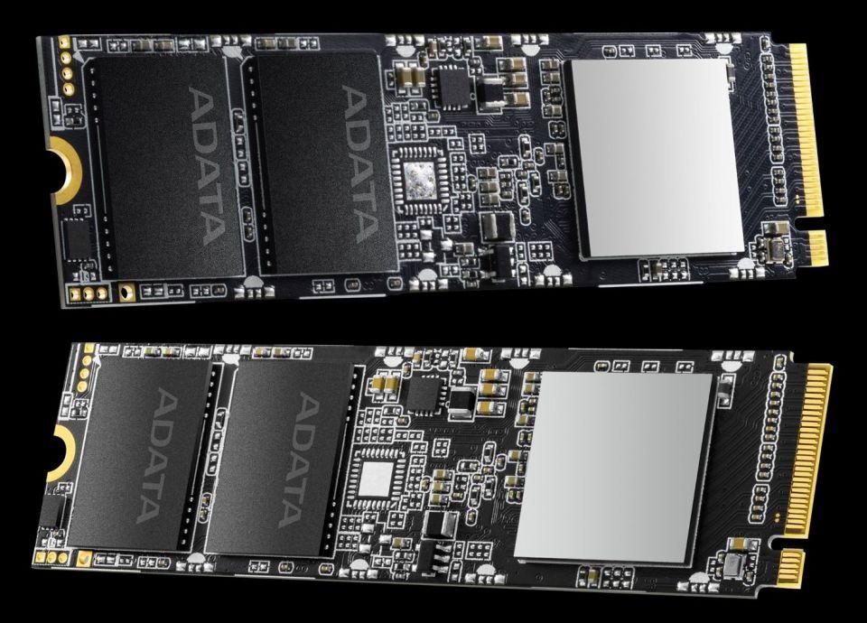 XPG uvádí výkonný PCIe Gen3x4 M.2 2280 SSD SX8100
