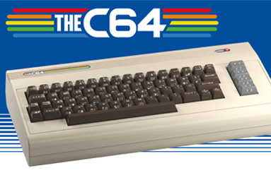 Commodore C64 Maxi — Návrat osmibitové legendy po 40 letech