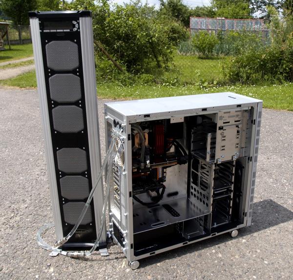 JSC SilentTower – ticho za jakoukoliv cenu