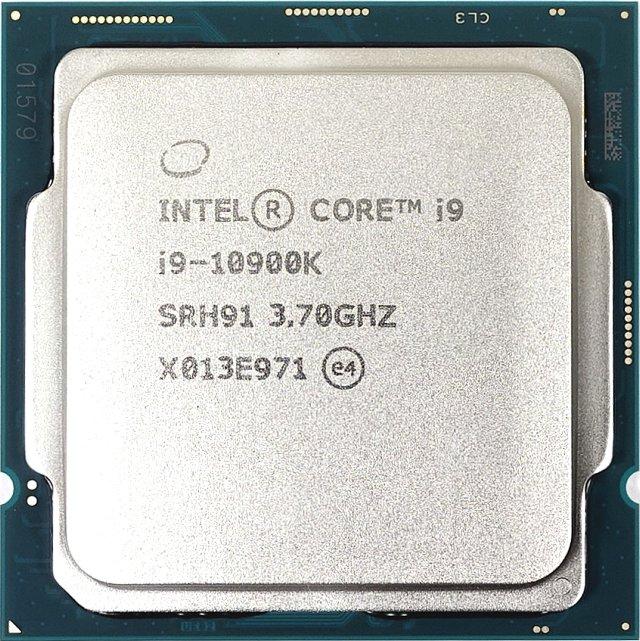 Procesor Core i9-10900K