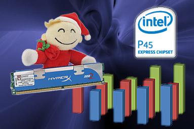 Paměti DDR2 - velký přehled taktování a výkonu