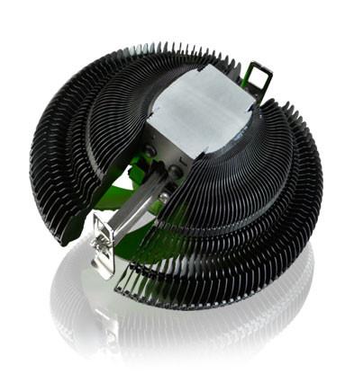 Raijintek Juno X: návrat ke klasickému kulatému chladiči CPU s nízkým profilem a zapuštěným větrákem