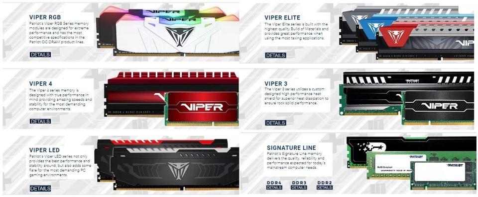 Paměti Patriot Viper 4 Steel: 3866 MHz bez RGB v testu!