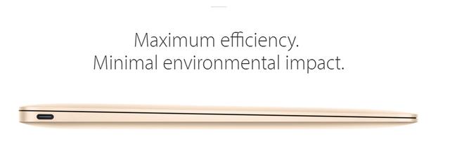 """Jan Olšan: """"absurdní notebook Applu uvedený letos na jaře v řadě Macbook, do nějž nelze najednou připojit napájecí adaptér a... cokoliv jiného."""""""