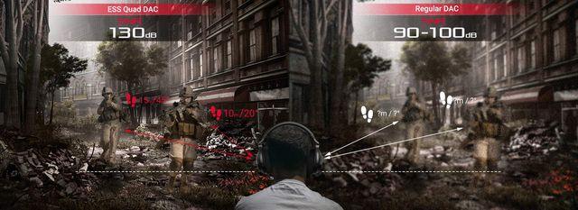 ASUS ROG Delta S herní headset i pro poslech muziky