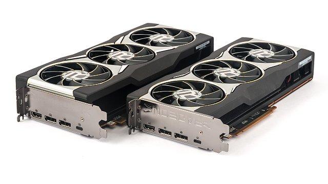 Radeon RX 6800 a 6800 XT (zdroj: PCT)