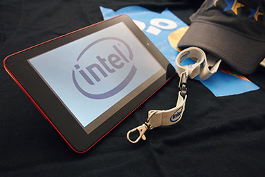Soutěžte se společností Intel o tablet Dell Venue 7