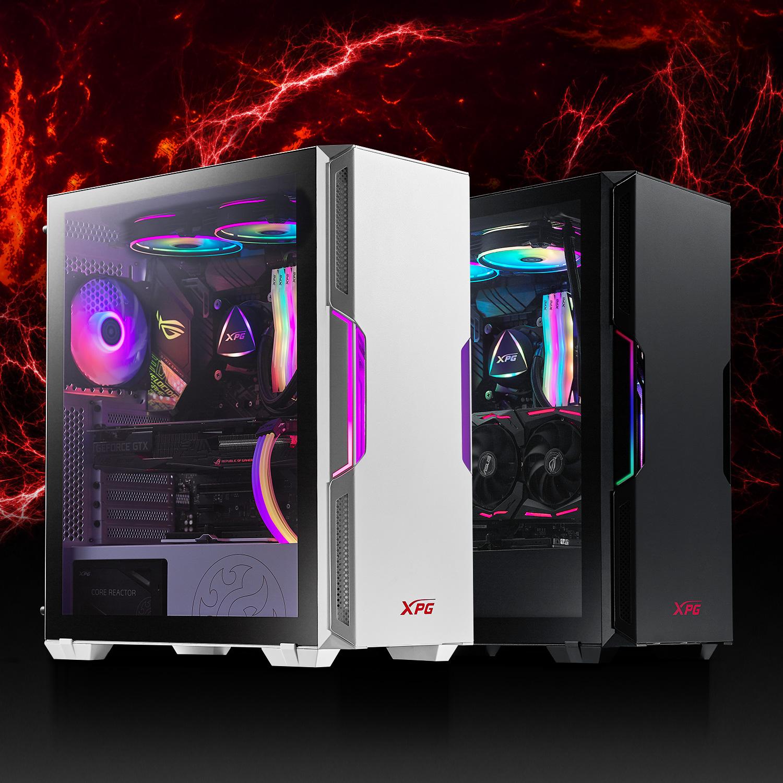 XPG uvádí na trh kompaktní ATX počítačovou skříň Starker