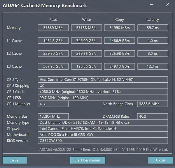 2× herní nb: Eurocom Nightsky RX15 a ASUS Strix SCAR III