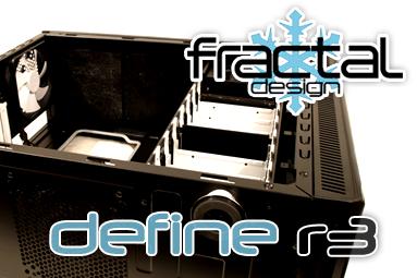 Fractal Design Define R3 – skandinávsky čistý design