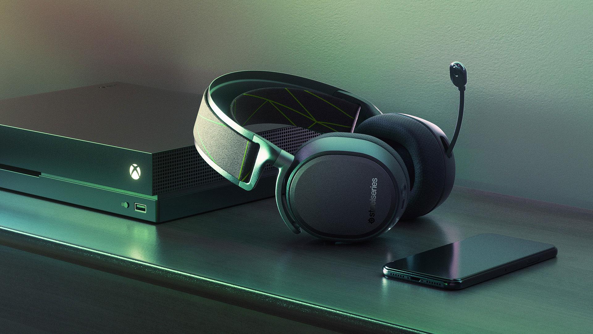 Sluchátka SteelSeries Arctis 9X pro Xbox One míří na trh