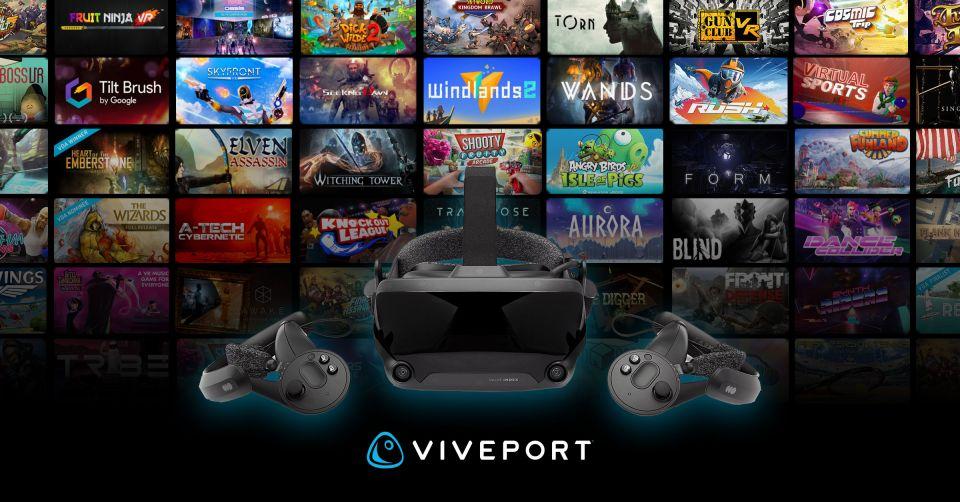 HTC rozdává dva měsíce Viveport Infinity uživatelům headsetu Samsung Odyssey