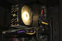Staré PC s i5-8600K a nová grafika: upgrade na RTX 3060 Ti