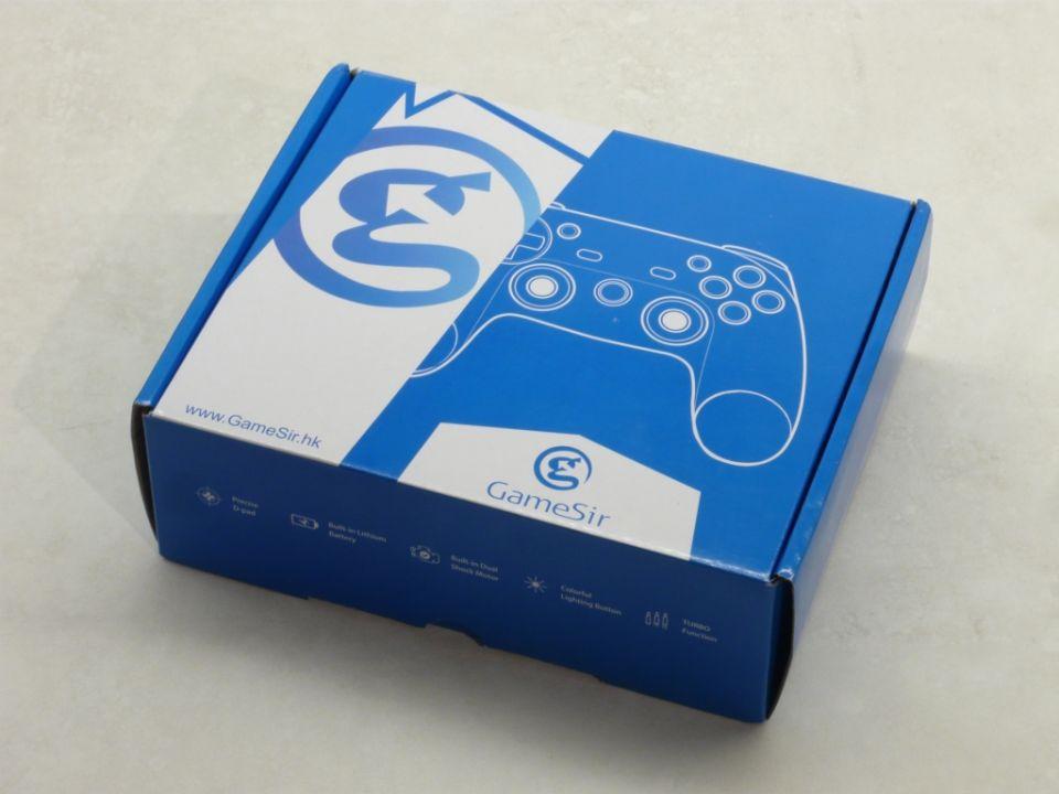 GameSir G3s: opravdu univerzální gamepad