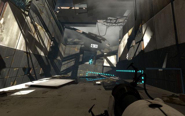 Geniální Portal 2 — Source engine s nulovými nároky