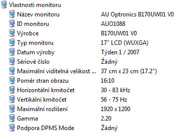 Asus G71V - mamut na práci a zábavu