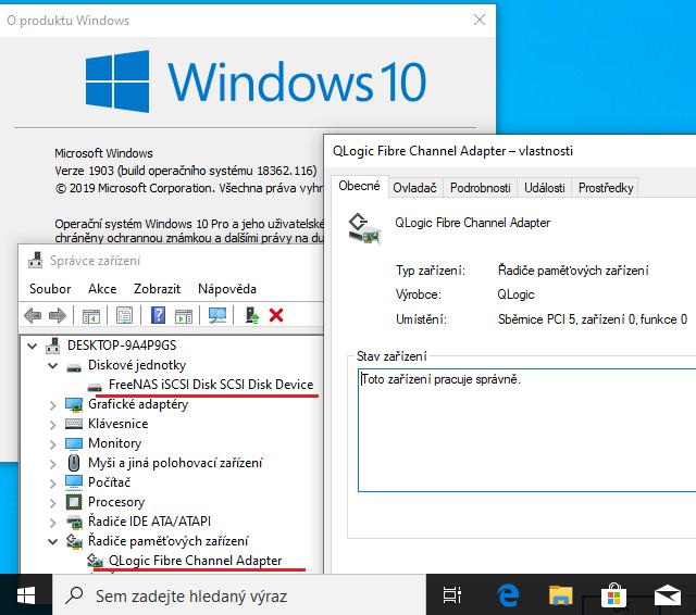 Windows 10 na FC