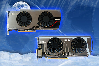 Test dvou Radeonů – MSI R6870 Hawk a R6950 Twin Frozr II