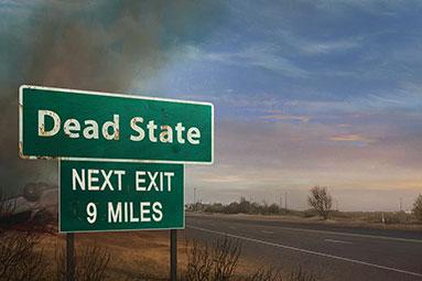 Dead State: originálnější než Wasteland 2