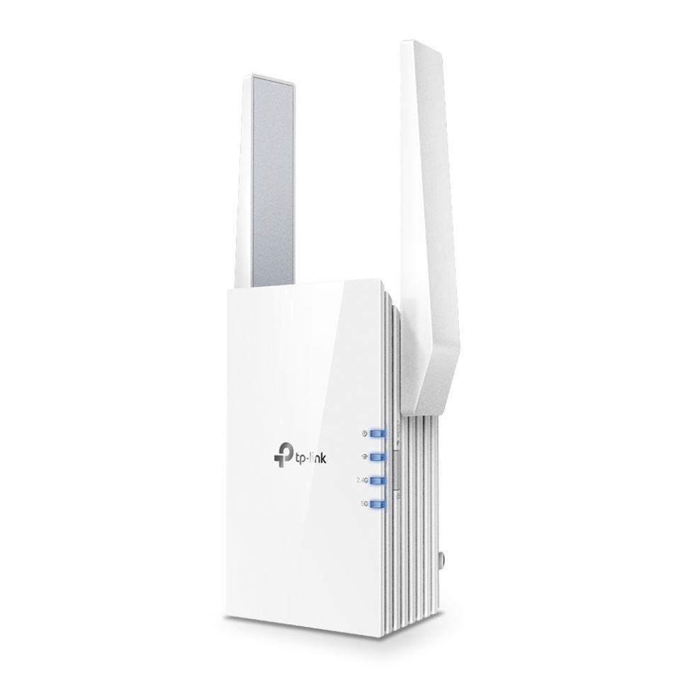 TP-Link RE505X: Wi-Fi 6 extender, který rozšíří dosah bezdrátové sítě