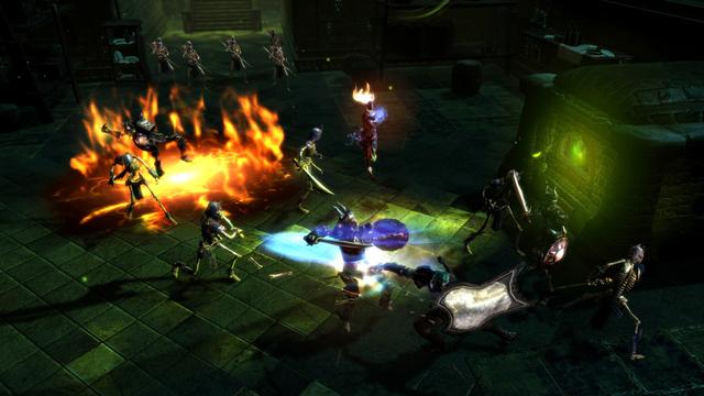 Dungeon Siege III — portování z konzolí zabíjí zdařilou sérii