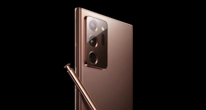 Samsung snižuje produkci telefonů Galaxy Note 20 a Note 20 Ultra