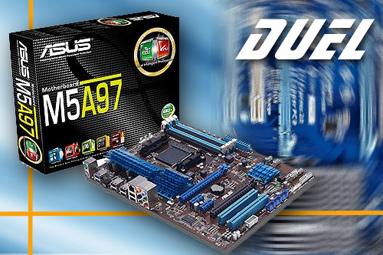 Duel levných základních desek s AMD čipsetem 970