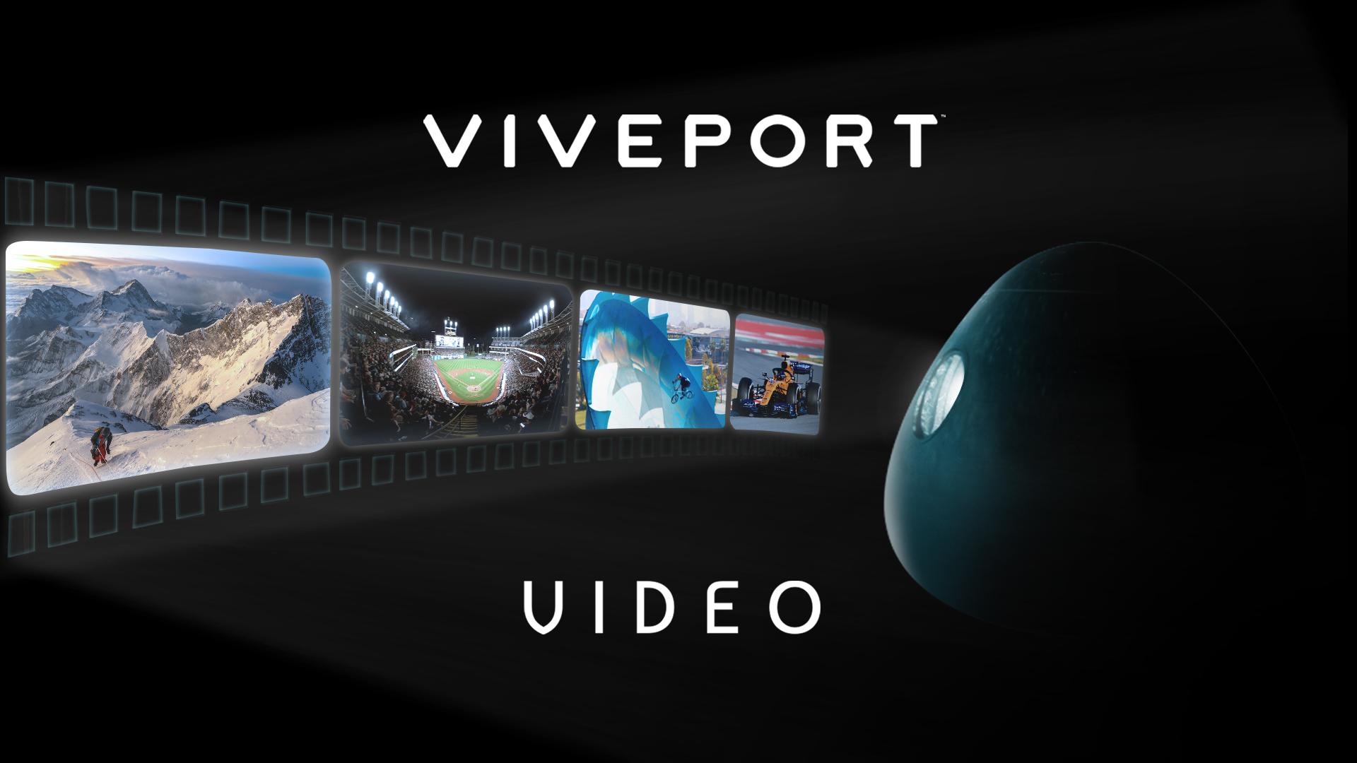 HTC Viveport Infinity dostává prémiový obsah pro Viveport Video i balík her zdarma