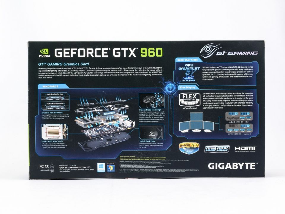Co za šest tisíc: 2× Gigabyte GTX 960 vs. MSI R9 280 Gaming