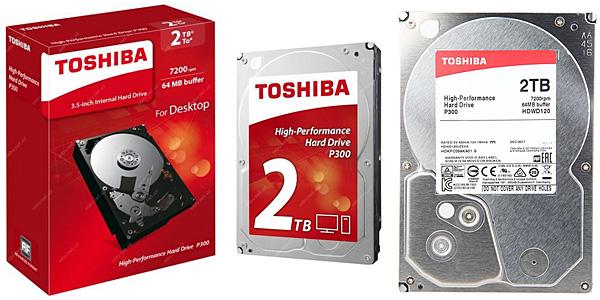 Pevný disk Toshiba P300