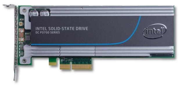 PCI-E SSD disk Intel DC P3700