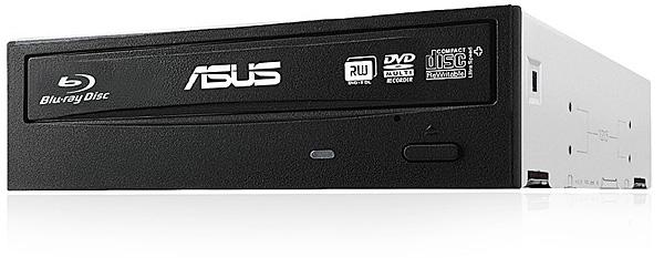 Víceformátová Blu-Ray vypalovačka ASUS BW-16D1HT