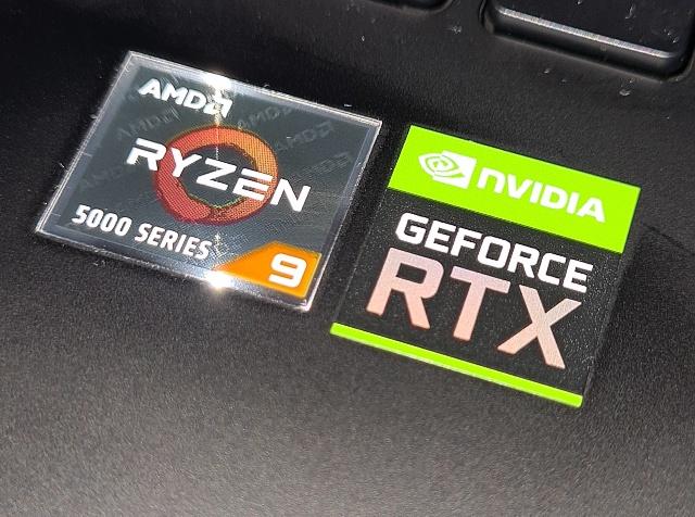 AMD Ryzen 9 5900HX a GeForce RTX 3080 (16 GB) v testu