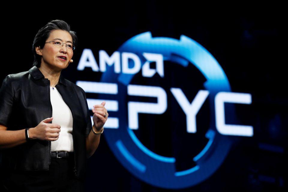AMD se brání, že tajně dodávalo procesorové technologie Číně