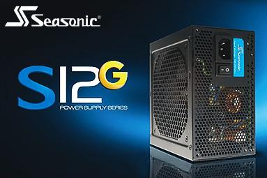 Prototyp Seasonicu S12G 550 W: vydrží tentokrát přetížení?