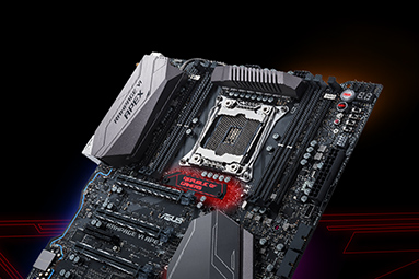 Asus Rampage VI Apex – Extrémní deska pro Skylake-X