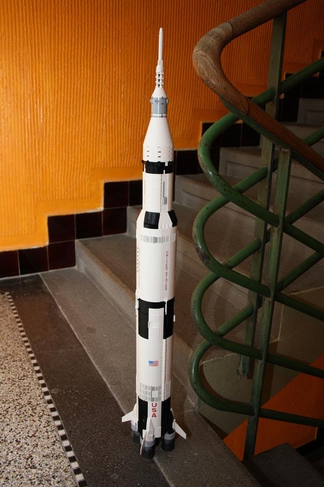 Naprosté šílenství: Saturn V / Apollo