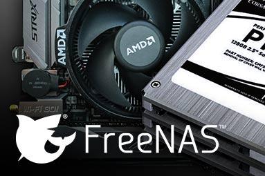 Domácí síťování: FreeNAS – chystáme se na 10GbE síť