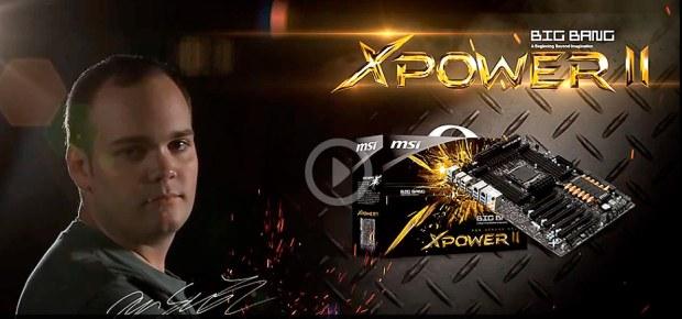 MSI Big Bang XPower II – high end pro nejnáročnější hráče