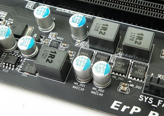Test čtyř desek Intel Z77 včetně měření termokamerou II. díl