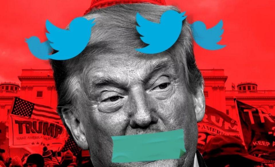 Twitter trvale zablokoval Trumpův účet