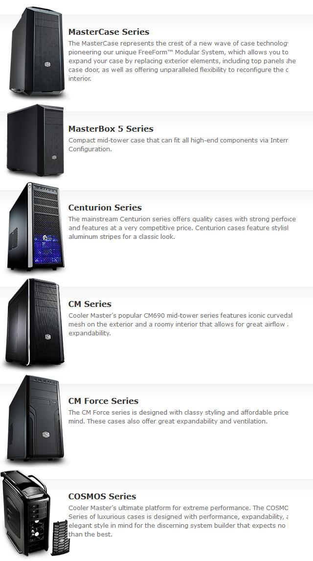 CM MasterCase H500P: velký kalibr na výkonné PC
