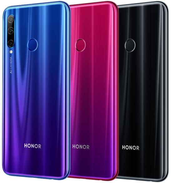 Honor v roce 2021 plánuje prodat 100 milionů smartphonů