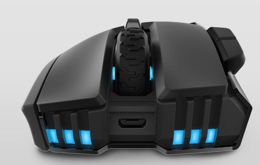 Corsair Ironclaw RGB Wireless – vydařená myš pro hráče