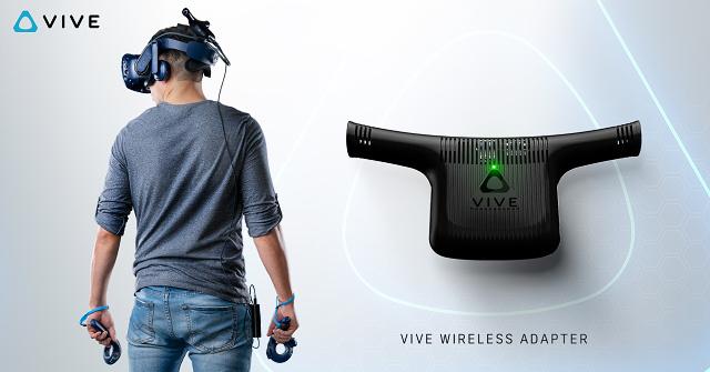 Test HTC Vive Pro Wireless: Hraní VR bez kabelů