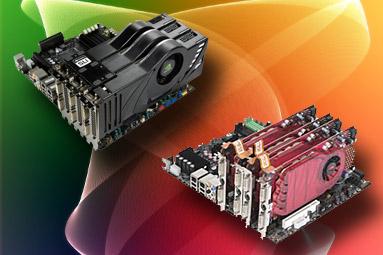 Catalyst 9.11 a GeForce 195.62 — měření výkonu