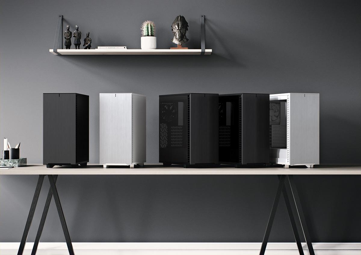 Soutěžte s námi o tři skříně Fractal Design Define 7 Compact