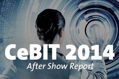 Jaký byl CeBIT 2014: zajímavosti ze stánků známých výrobců