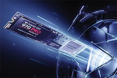 Samsung 970 PRO a EVO: nejvýkonnější M.2 SSD pod sluncem