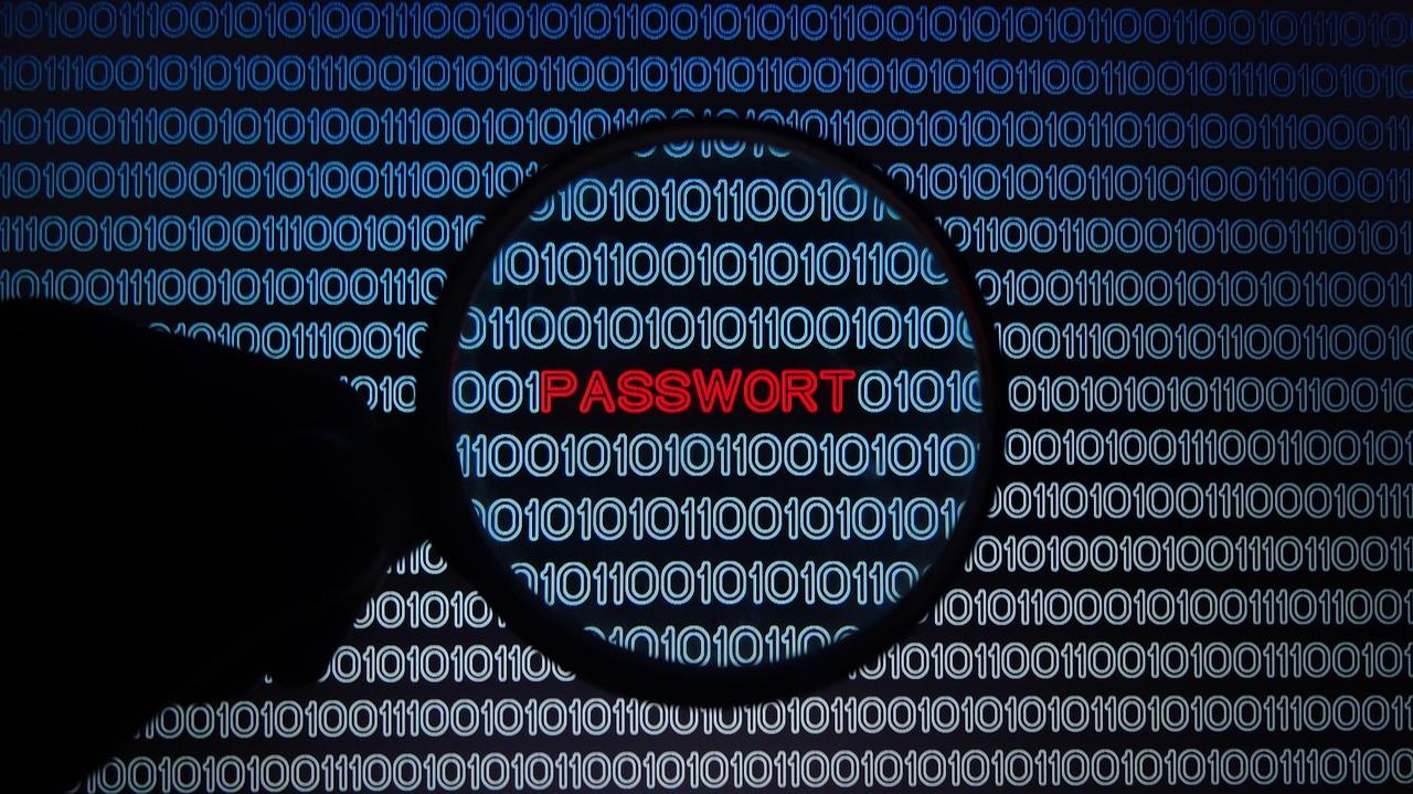 Během července byla nejčastějším terčem kybernetických útoků hesla